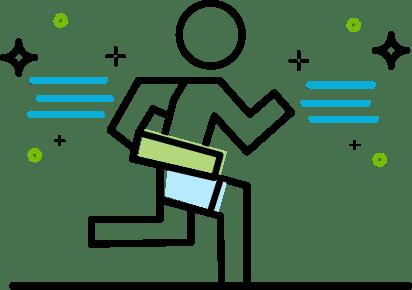 Running Image Icon